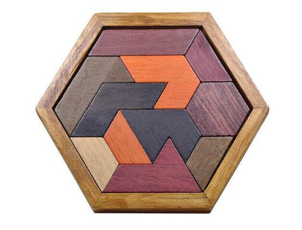 Board Iq Wooden Puzzle Brain Teaser Game Toy Puzzles For Adults Children Kids