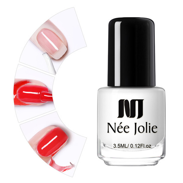 Nee Jolie Nail Latex Peel Off Liquid Tape From Nail Finger Protection Lacquer Anti Overflow Glue Easy Removing Art Polish Nail Polish Brands Nail