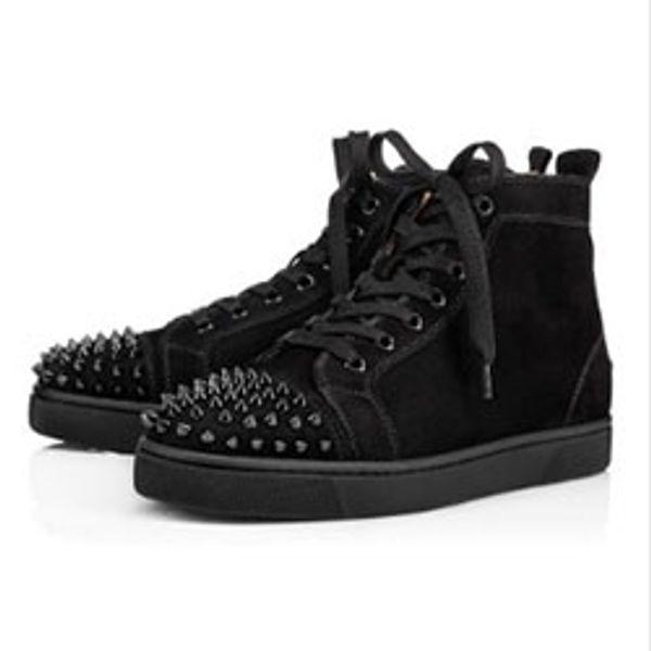 2020 grife sapatos masculinos tênis pico mulheres moda preto vermelho azul camurça Graffiti fundos planos ocasional luxo sapato G092