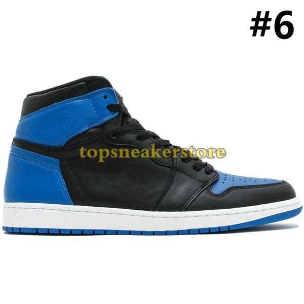 Azul real c6