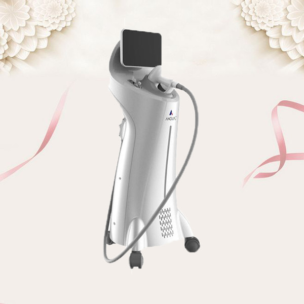 Big spot size ! 808nm Diode Laser permanent Fast hair removal 755nm 1060nm three wavelength professional depilation laser equipment