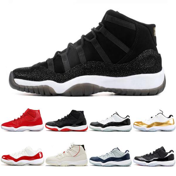 Nike air jordan 11 11s Estilo clásico 11 11s gorra de concordia y bata  Hombres Mujeres 69079dfd565