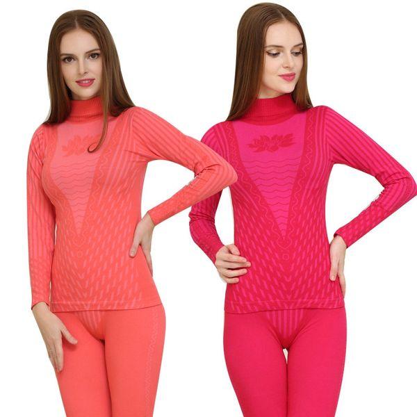 Hot Sale Women Winter Autumn Warm Long Johns Long Johns for Women Winter Thermal Underwear Suit Ladies Thermal Underwear Set