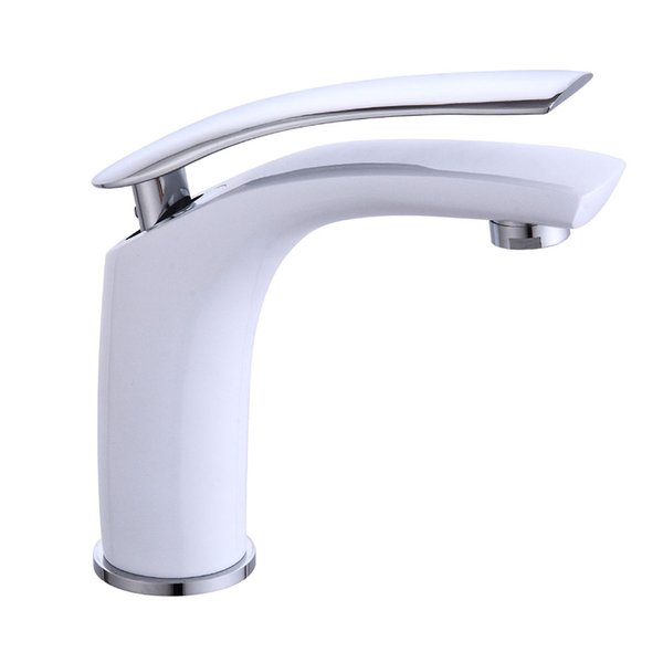 Wash Basin Pure Copper Cold And Hot Removable Water Saving Bathroom Beaker Sink Home Application Faucet ABS Taps