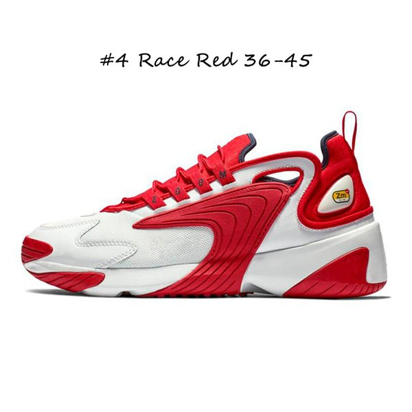 # 4 Race Red 36-45