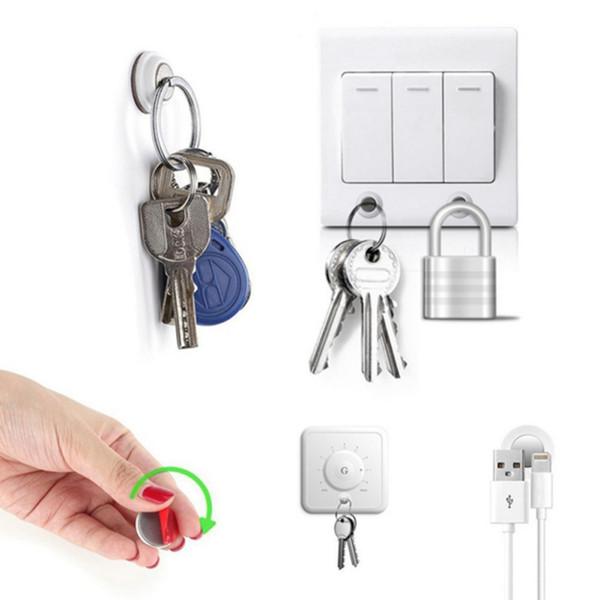 3шт сильных магнитных Крючки крючков Вешалка Key Coat Cup замок Висячие вешалка Холодильник наклейки для гостиной кухня