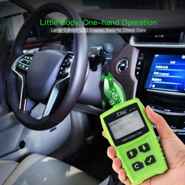 Vehicle Code Reader >> 2019 Car Malfunction Scanner Obd2 Creader Car Diagnostic Tool Code Reader Scan Tools Automotive Scanner Obd Al519 Reader From Sanjiaomeiflo 75 31