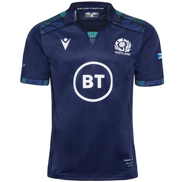 top popular Scotland 2019-2020 Adult Super Rugby Jersey Scottish Shirt Maillot Camiseta Maglia Tops S-5XL Trikot Camisas Kit 2020