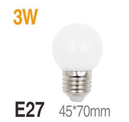 3w E27 220V