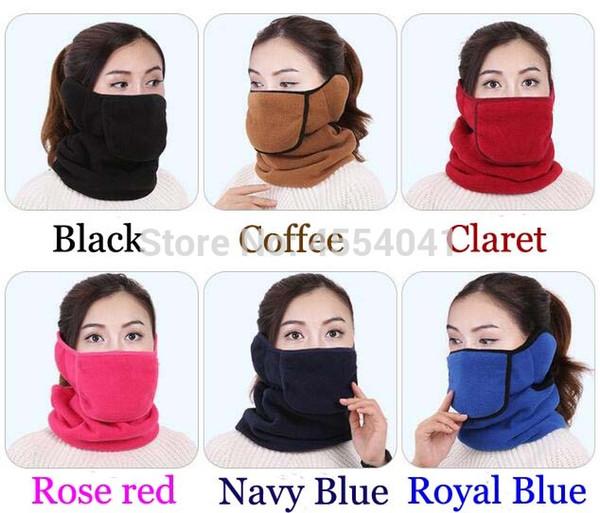Máscara protectora de montar a prueba de polvo a prueba de polvo y cálida  de invierno 243662decb34e