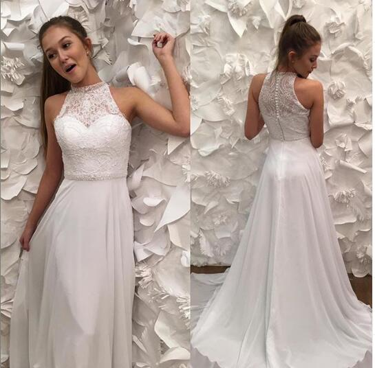 White Evening Formal Dresses Cheap