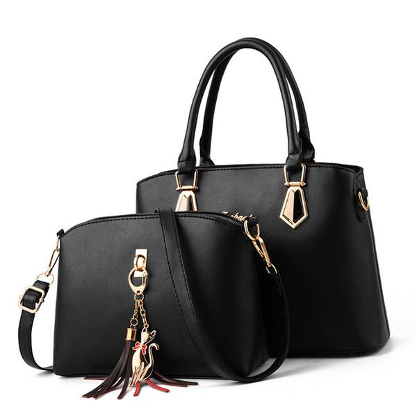 Lovely2019 Age Middle Woman Package Mom Bag Quinquagenarian Atmosphere Joker Single Shoulder Messenger Handbag