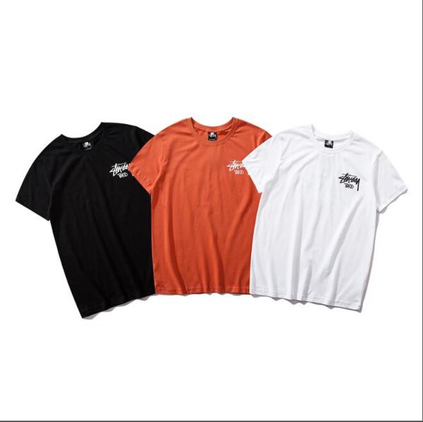 Maglietta da donna a maniche corte allentata Tokyo con stampa classica estate nuovi uomini e donne coppia t-shirt in cotone abiti firmati da uomo di lusso 2019