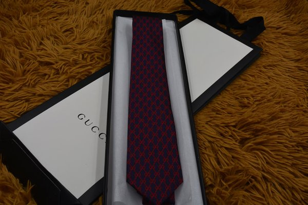 15 style luxury men's tie top designer silk jacquard bow tie, wedding business tie gift box packaging G1507