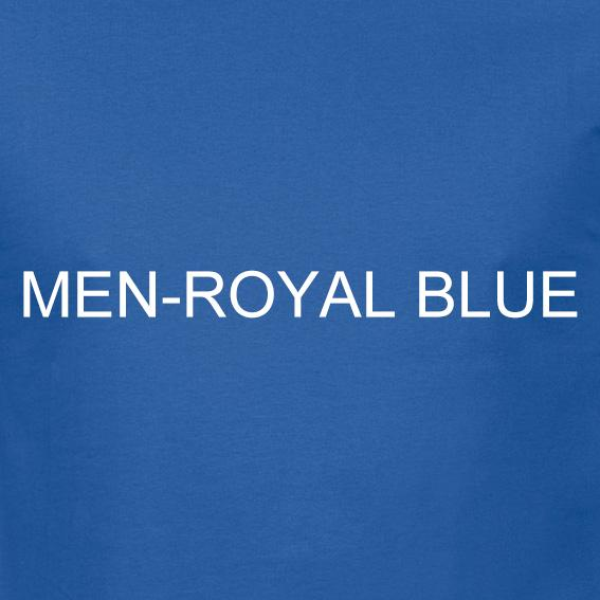 MEN-ROYAL BLUE
