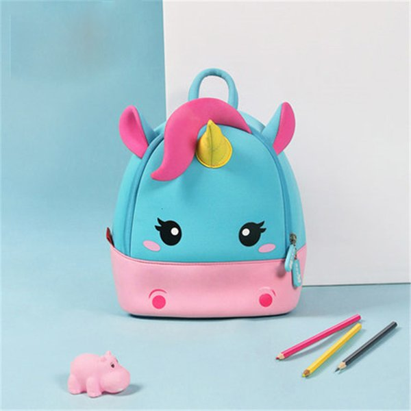 Schoolbag Kids Bag 2019 Children School Backpack Unicornio Baby Girls Kindergarten Kids School Bags School Bag