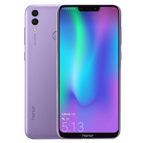 smart phone Huawei/ Huawei Chang Play 8c Comprehensive Screen Mobile Phone 4g Full Cnc Licensed False One Penalty Ten