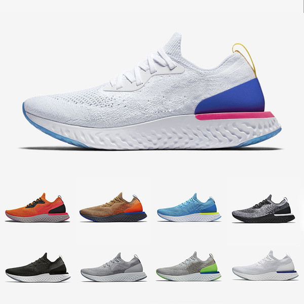 NIKE React Fly Knit shoe Instant Go Fly Lightweight men women running shoes causal mesh Breathable sports Outdoor designer sneaker