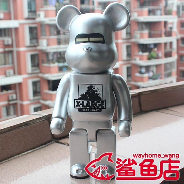 Kaws 28 см 400% Медвежонок Сораяма Фигурку Коллекционная Модель Горячие Игрушки Подарки на День Рождения Кукла ПВХ Новый Прибытие Бесплатная Доставка