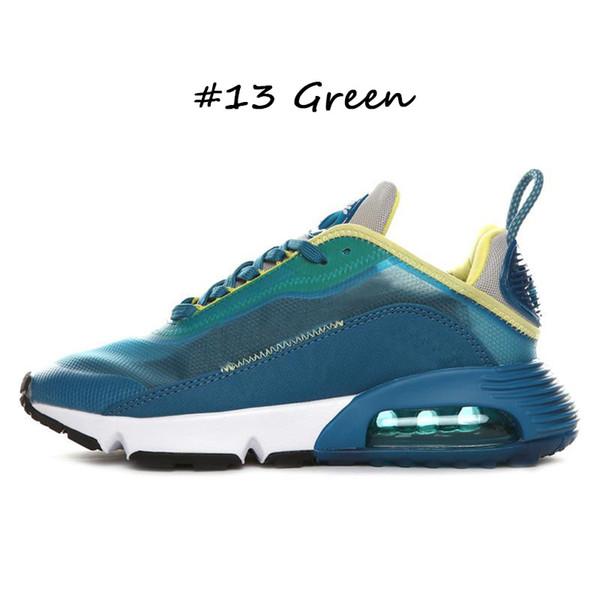 13. Yeşil