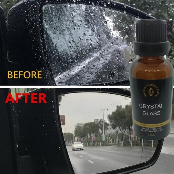 Car Liquid Ceramic coat Car Nano Glass Hydrophobic 2019 9H Ceramic Coating Coating Rainproof Agent polishing