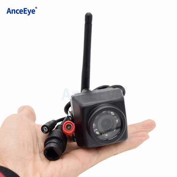 Immagine Wireless Camera AnceEye 960P esterna di colore videocamera di sicurezza senza fili di wifi del IP esterna impermeabile di colore completo più illuminazione