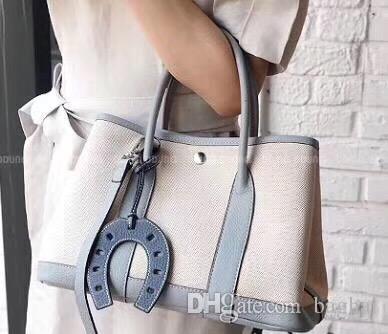 Sacos do desenhador do saco Jardim 30-36cm12fashion O principal estilo de lazer ombro de Luxo 2018 marca de moda famosas bolsas femininas cintura crossbody