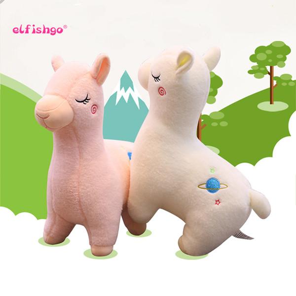 Japanese Alpacasso Soft Plush Comfortable Pillow Doll Stuffed Animals Llama Toys Kawaii Alpaca Plush Toys Birthday Wedding Gift