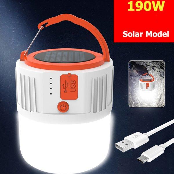 190W Solar light