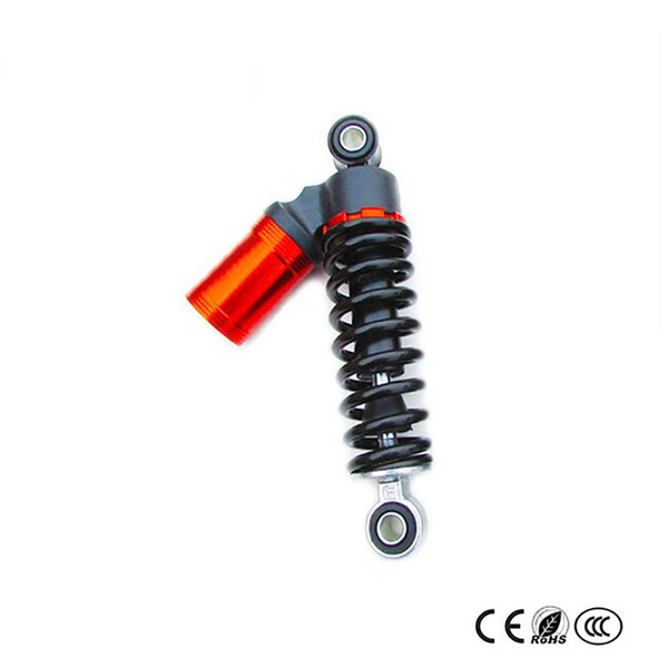 1 pcs Hydraulic Rear Shock Absorber 170 190 210mm Electric Bicycle Simple Section Hydraulic Shock Absorption Motorcycle Scooter