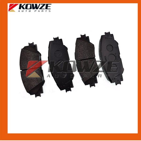 Genuine SCION 2011-2015 TC Front Brake Pad Kit 04465-42180 NEW