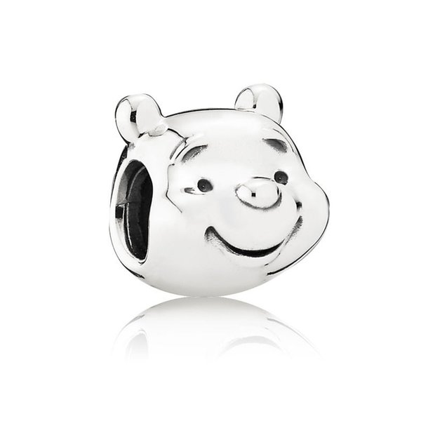 New Arrival 925 sterling silver pandora charms Beads For Womens DIY Cute Animals Fashion Style Anillos High Quality Jewelry Dog Pig Beads