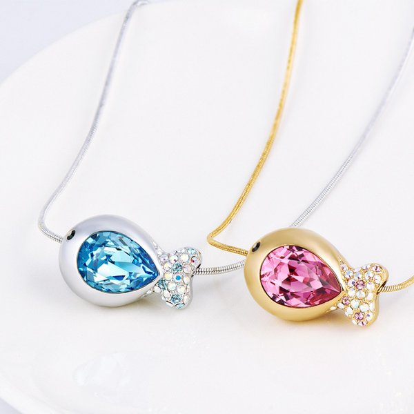 Wedding Party beaded pearl gift woman lady diamond jewelry Necklaces for bride acting initiation graduation CDE-1498
