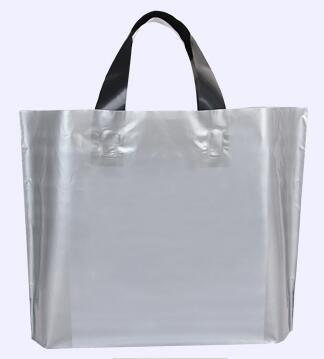Prata 30x20cm x 8cm 50 sacos em branco