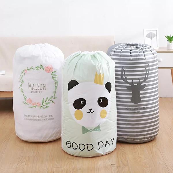 5styles a prova d'umidità Bundle Abbigliamento sacchetto impermeabile di immagazzinaggio Quilt Bag Abbigliamento Ordinamento Storaging Bag Organizer Closet Pouch FFA2275-1