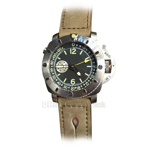 Mens Designer Watches Fashion Luxury Automatic Watch 316L Stainless Steel Case Cowhide Leather Band Mechanical Wristwatches reloj de lujo