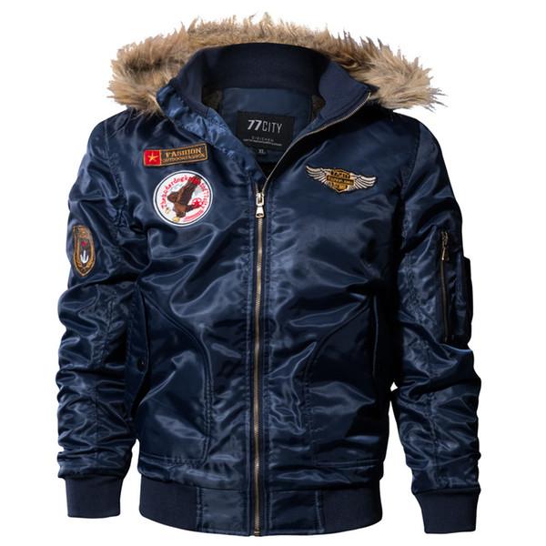Mens Designer Jacket Autumn Winter Coat Windbreaker Brand Coat Zipper New Fashion Coat Outdoor Sport Jackets Plus Size Men's Clothing