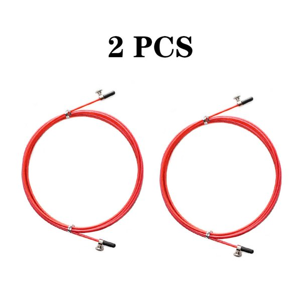 Red Rope 2PCS