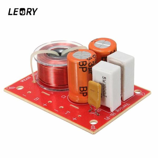 Module de tableau LEORY 2 Way Hi-Fi Audio Haut-parleur Diviseur de fréquence Filtre de croisement stéréo Filtres Module Module Vente en gros
