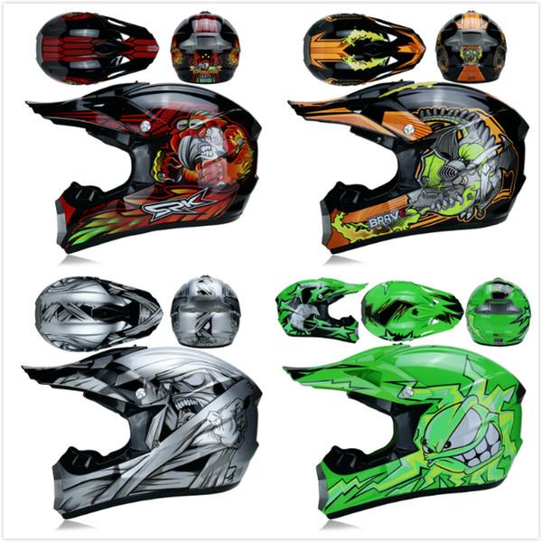 New MTB GP DH Protective Gear Motorcycle Helmets Half Face ABS Motorbike Helmet Electric Safety Helmet For Women/Men Moto Casque