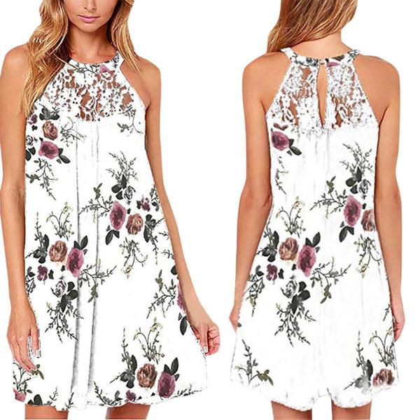 infinity robe longue femme plus size ladies women's sleeveless lace print lightweight s-2xl dolls dress teddy lenceria