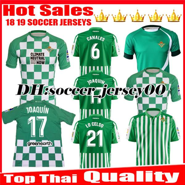LIMITED EDITION CHECKERED 2020 2019 REAL Betis soccer jersey HOME away third 18 19 JOAQUIN MANDI BARTRA TELLO INUI CANALES FOOTBALL SHIRT