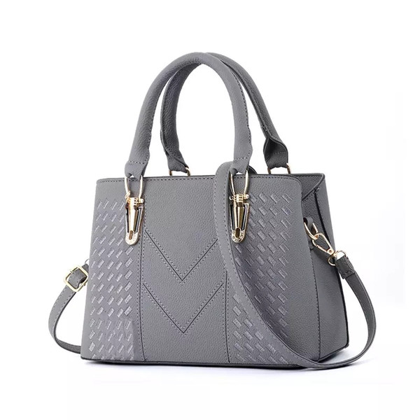 Großhandel Marke Designer Mode Schulter Tasche Luxus Taschen Frauen PU Handtaschen Geldbörse