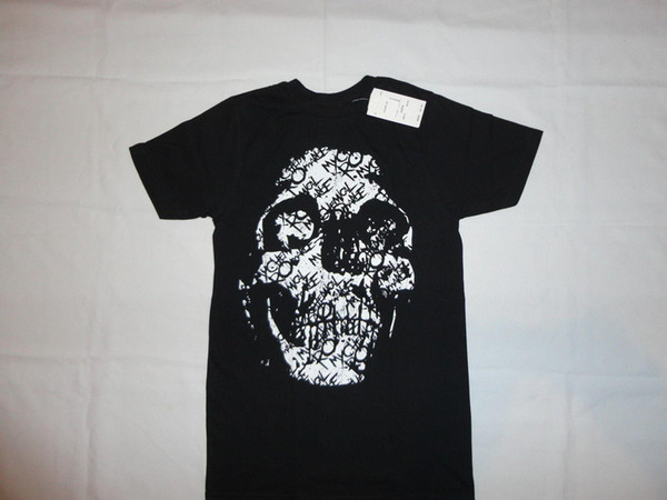 MY CHEMICAL ROMANCE EVIL SKULL NEW T-SHIRT S-3XL MCR EMO PUNK ROCK PARADE Tees Brand Clothing Funny T Shirt Top Tee Plus Size