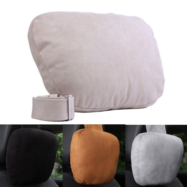 Para mercedes benz maybachs cuello proteger auto reposacabezas ultra-softs almohada