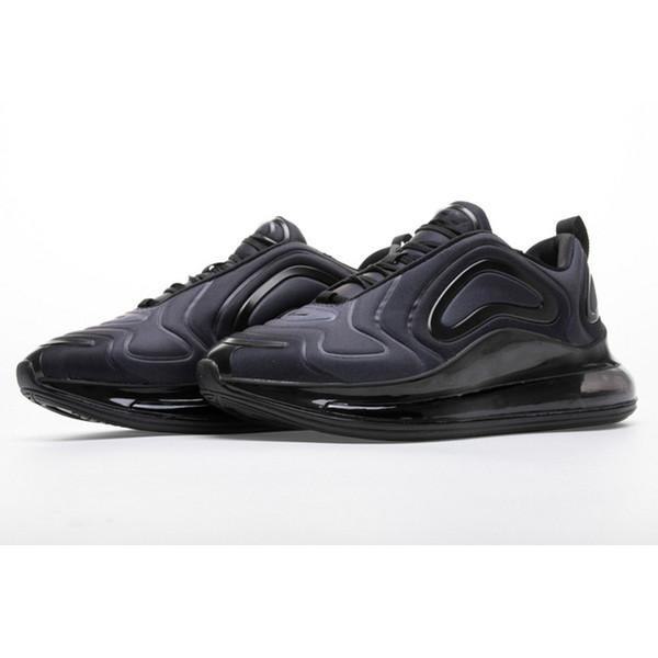 Calidad superior igual que el envío rápido original Unisex negro total Eclipse AR9293-003 zapatillas deportivas 36-45