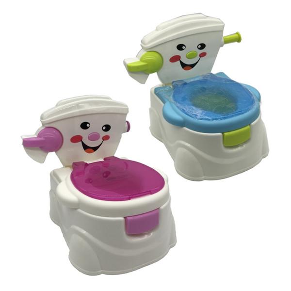 Baby Kids Children Toddler Potty Training Trainer Asiento portátil para inodoro de viaje