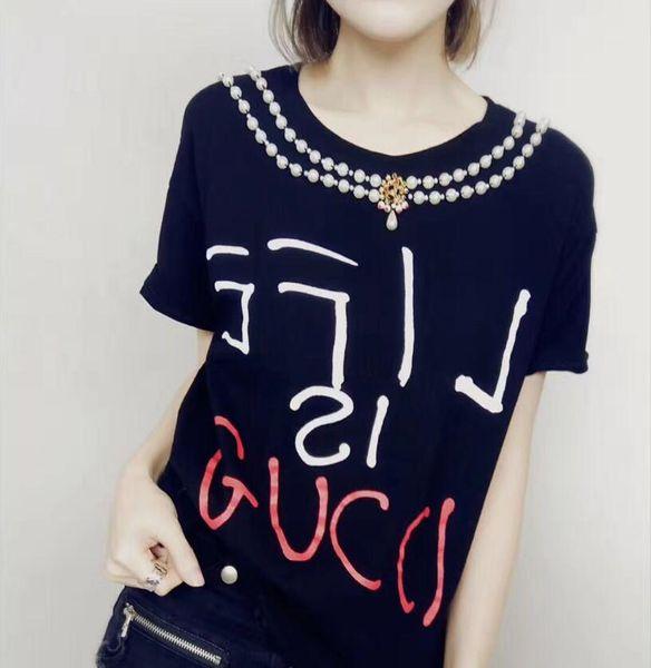 111 kadın Tees Polos T Gömlek Ünlü Moda Yaz parçaları Tops Tees funy Hip Hop Kaykay Tişört gosha T-Shirt