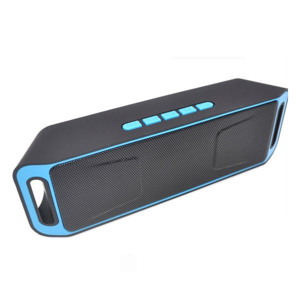 Kisronda SC208 Wireless Bluetooth Speaker Mobile Phone Hands-free Subwoofer TF Card Double Loudspeaker Portable Audio Video