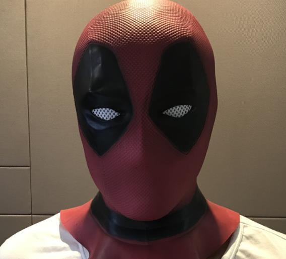 Halloween Marvel Super Hero Cosplay Mask Avenger Super Hero Party Theme Costumes Headgear Adult Costume Accessories